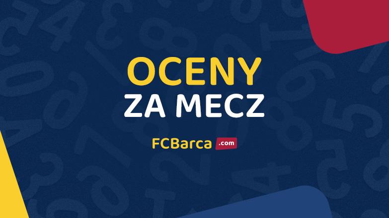 Oceny za mecz z Celtą Vigo